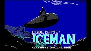 Codename: Iceman is a graphical adventure game made with the SCI en...