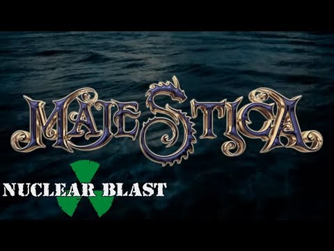 MAJESTICA - Rising Tide (OFFICIAL LYRIC VIDEO)