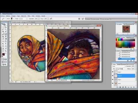 Ilustración - Proceso de trabajo
