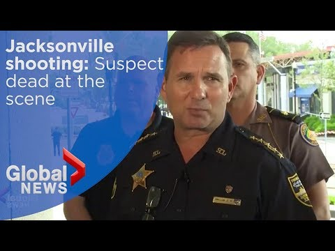 Jacksonville shooting: Lone, white male suspect is deceased at scene