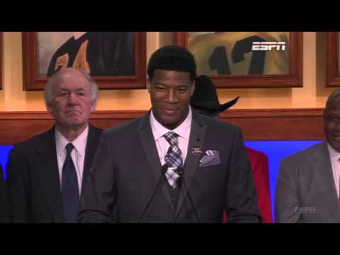 Jameis Winston Heisman Trophy Speech