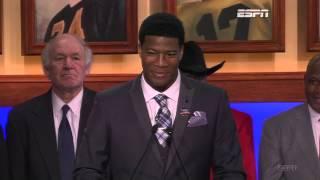 Repeat youtube video Jameis Winston Heisman Trophy Speech