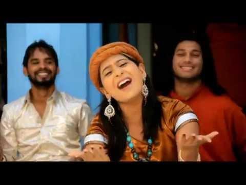 Kulli  Jugni Saiyan Di  Full HD Punjabi Sufiana 2014  Sana Khan, Akhtar Sufi Band