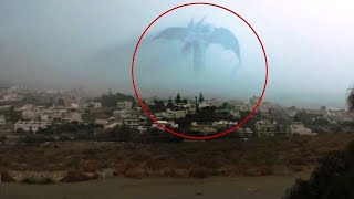कैमरे में कैद 5 रहस्यमयी आसमानी घटनाएं 5 Mysterious Events Occurred In the Sky