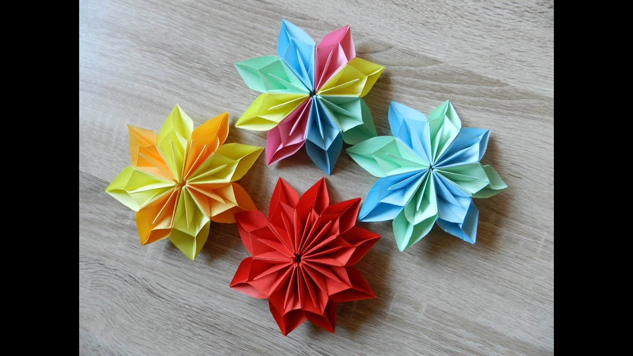 Origami Blume Für Anfänger Tutorial Origami Handmade How To Make Origami With Tutorials Cek It