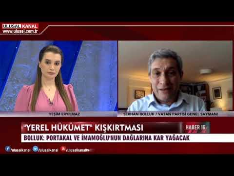 """""""Yerel Hükümet"""" Kışkırtması! Serhan Bolluk: Bu Söylemler İmamoğlu'nun Başlattığı Tartışmanın Devamı"""