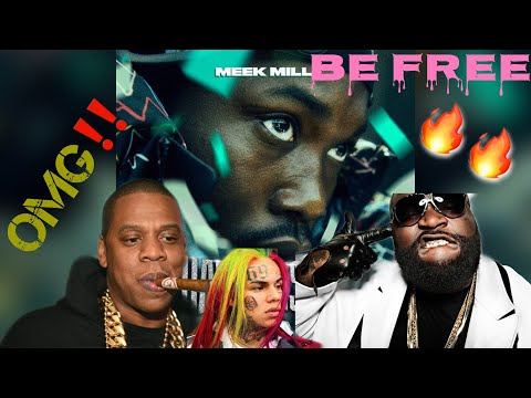 Meek Mill (Whats Free) ft Rick Ross & JayZ Championships [REACTION/ REVIEW]