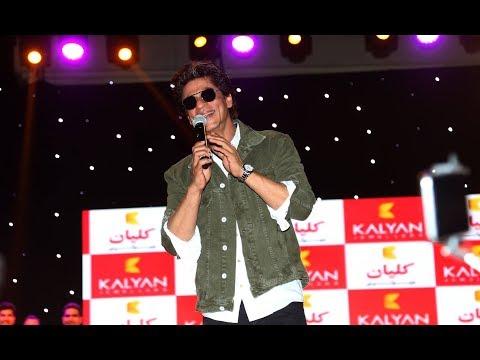 Shah Rukh Khan inaugurates Kalyan Jewellers showrooms in Qatar.