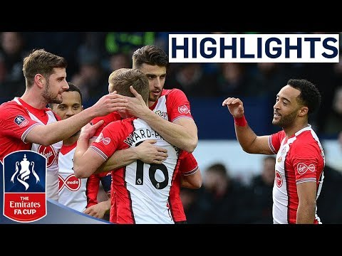 West Bromwich Albion 1-2 Southampton | Hoedt and Tadic Rock West Brom | Emirates FA Cup 2017/18
