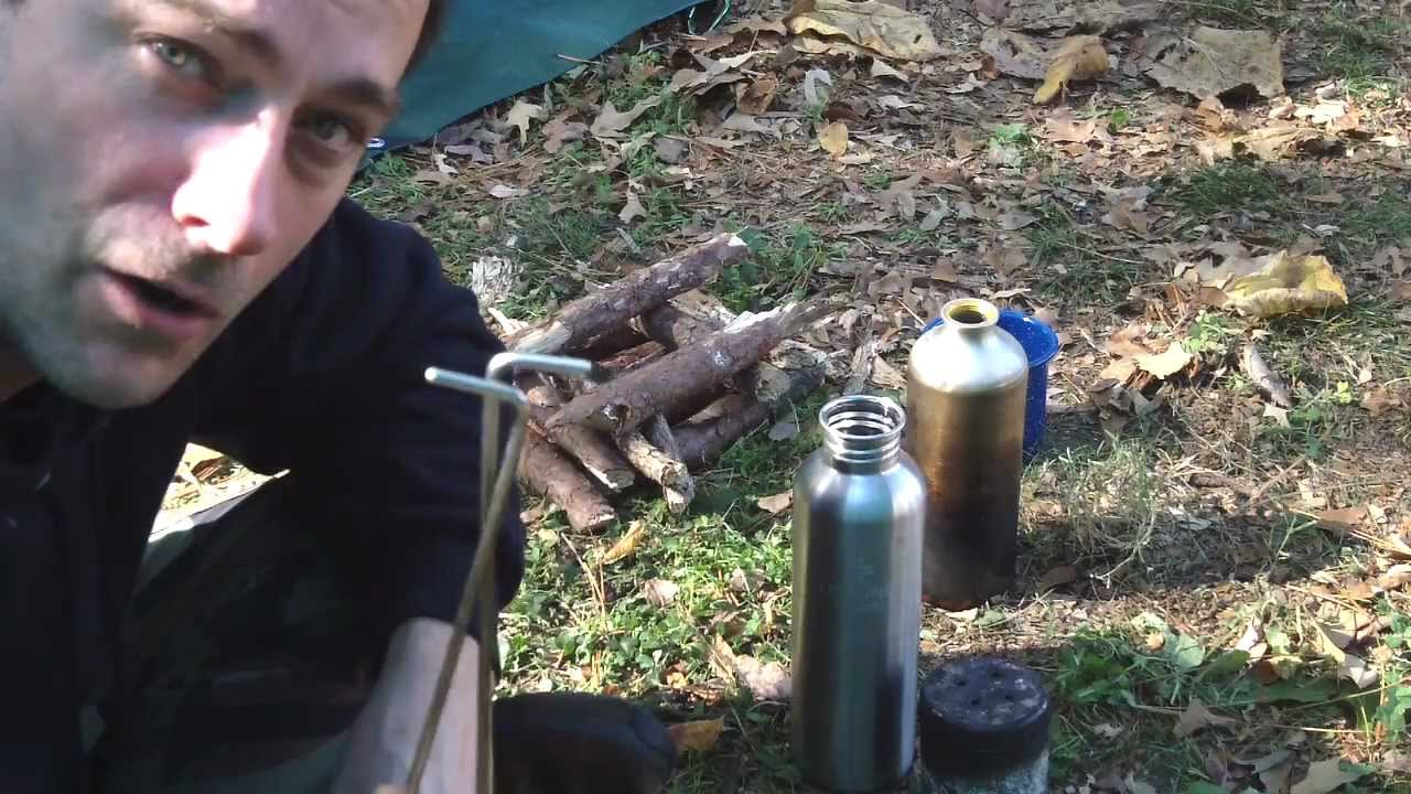 Homemade Camping And Bushcraft Gear Part One Doovi