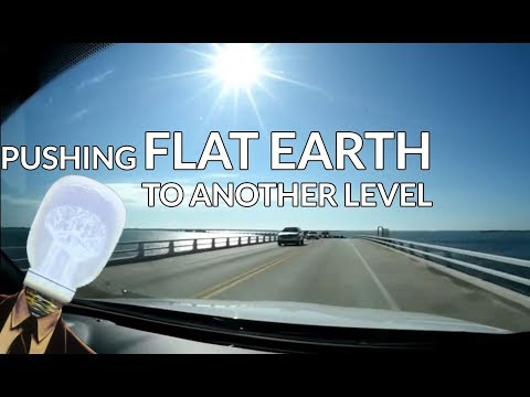 Pushing Flat Earth To Another Level thumbnail