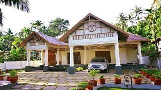 Cute Modern Double Floor House 1200 Sft for 12 Lakh | Elevation | Interior | Design
