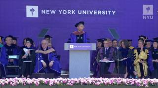 NYU Commencement 2017--Pharrell WIlliams Remarks thumbnail