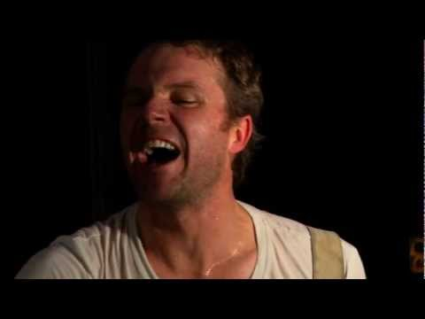 Carus Thompson Band  - I Found Love ( unplugged )
