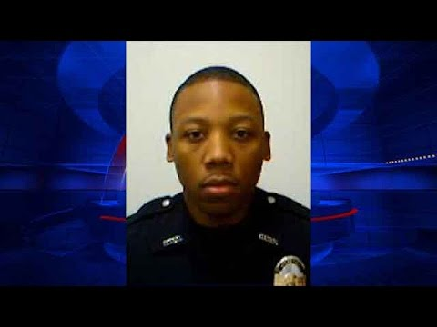 Funeral services for Officer Darryl Wallace