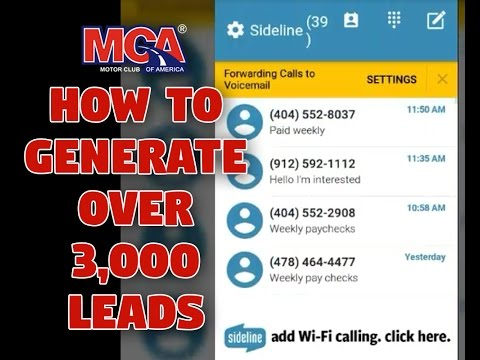 How to Generate Over 3,000 Monthly MCA Leads using Craigslist for Free