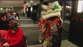 MSU Students Celebrate Chinese New Year