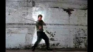 Freestyle Swordsman - Sword Tricks - Tom Roach