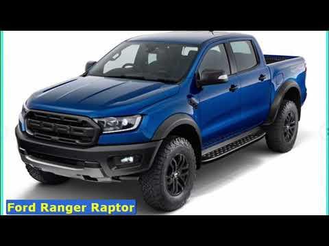 2021 Ford Ranger Raptor Review Ford Ranger Raptor Spied