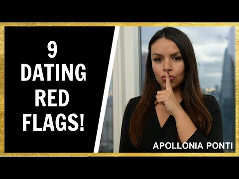 9 Dating Red Flags | NEVER IGNORE These Red Flags!