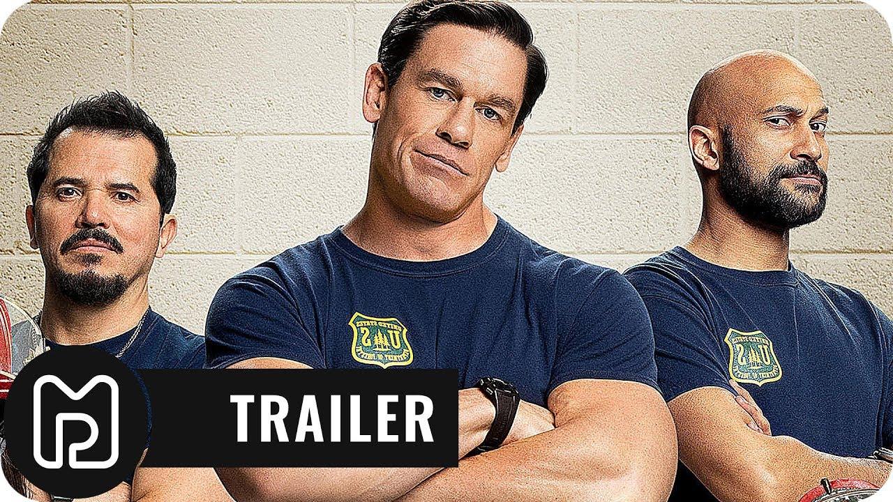 Chaos auf der Feuerwache: Amazon.de: John Cena, Keegan-Michael Key ...