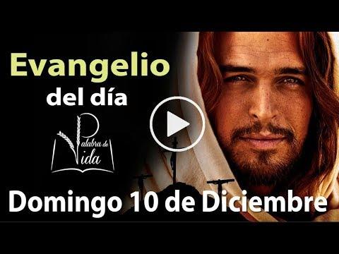 Evangelio de hoy - Domingo 10 de Diciembre (Padre Carlos Yepes)