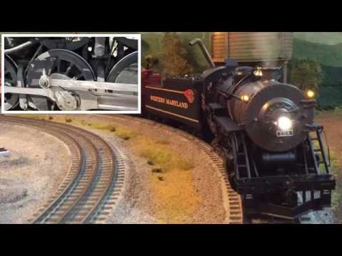 MTH Premier Western Maryland Scenic Railroad 2-8-0 H9 consolidation #734 w/ proto 3.0