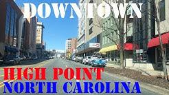 Downtown Drive - High Point - North Carolina