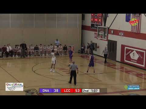 Onalaska Vs La Crosse Central WIAA HS Basketball Playoffs