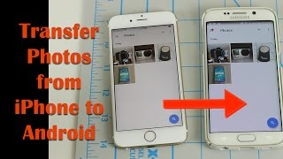How to Transfer Photos from iPhone to Android(Just bought a new Android smartphone? Here is a step-by-step guide on How to Transfer Photos from iPhone to Android --------------- FOLLOW ME ..., 2016-02-16T01:08:52.000Z)