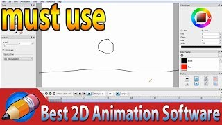 best 2D Animation Software For New Animators and Beginners