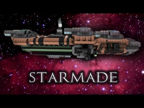 Starmade - 3 more ships + 3 rules to building ships