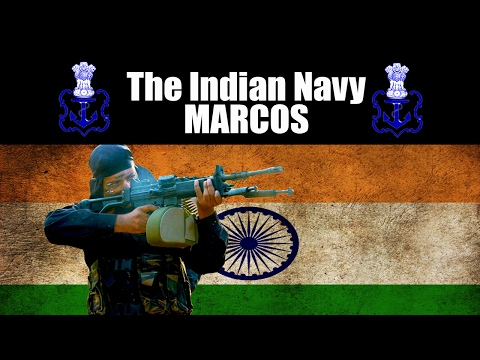 Documentary - The Indian Navy MARCOS