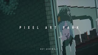 Tokyo, December 2018. We visited Pixel Art Park 5, which gathered i...