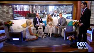 Gail Thackray on Fox and Friends