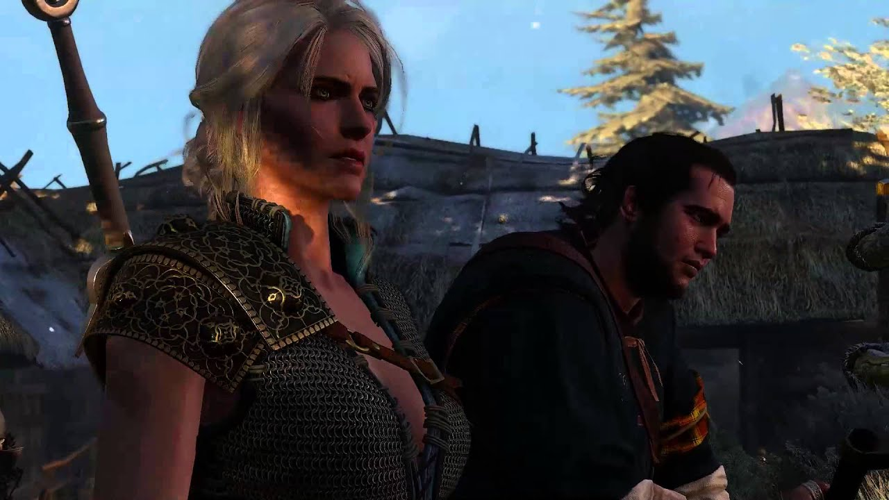 MKM Mod: The Witcher 3 - Ciri Alternative Outfit DLC by Explicit Tech