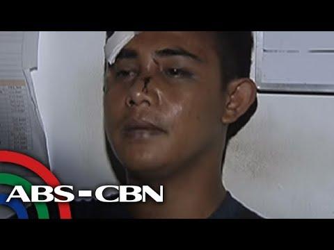 TV Patrol: Pulis, ginulpi ng 5 lalaki sa Maynila