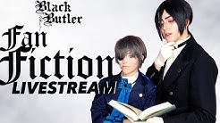 HIS BUTLER, READING Fan Fiction | Livestream