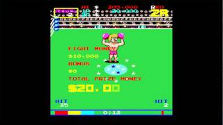 Ring King,king Of Boxer Data East,wood Place Inc. 1985 Arcade
