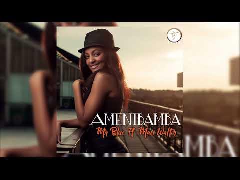 MR BLUE | AMENIBAMBA | OFFICIAL AUDIO