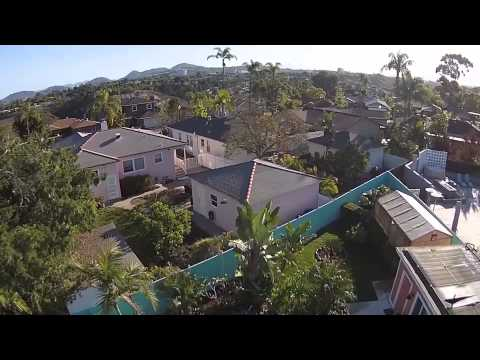 Video flyover of house for sale in Talmadge