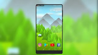 New Unique Forest Live Wallpaper App For Free (2018)