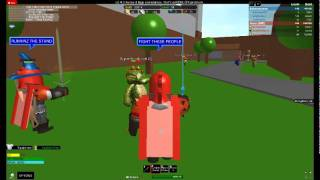 Guide to (Roblox) Legacy RPG pt1