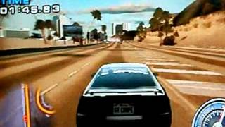 Ford Mustang: The Legend Lives - Arcade Race Los Angeles [PS2]