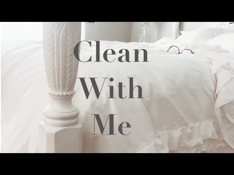CLEAN WITH ME   WHOLE HOUSE CLEAN WITH ME   EXTREME CLEANING MOTIVATION