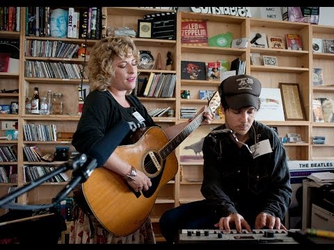 Shovels & Rope: NPR Music Tiny Desk Concert