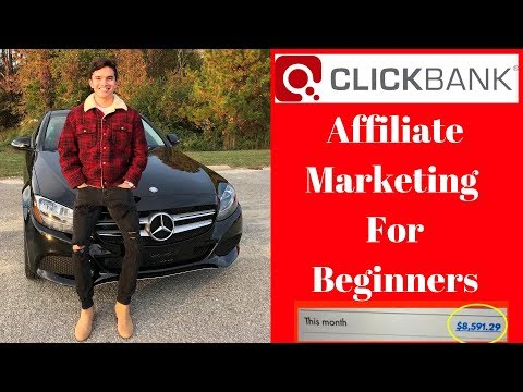 Clickbank For Beginners | How To Make Money Affiliate Marketing On Clickbank For Free
