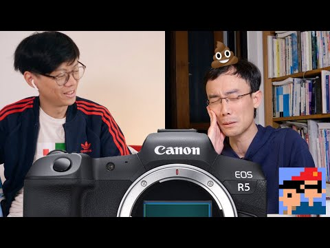 Canon EOS R5 - Game Changer//Lok Reviews SH*T (SBB Ep.10)