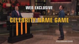 Bonus Round: Things About Celeb Name Game   Celebrity Name Game