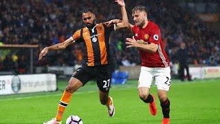 Hull City Vs Manchester United  (0-1) GAME HIGHLIGHTS 2016